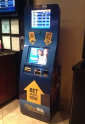 Sports Betting Kiosks Are Gaining Popularity